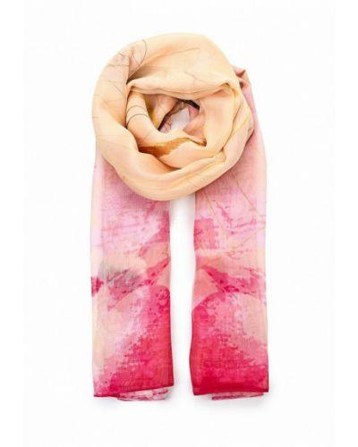 Розовый палантин Sophie Ramage