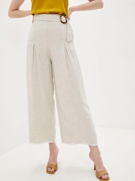 Бежевые брюки Sweewe
