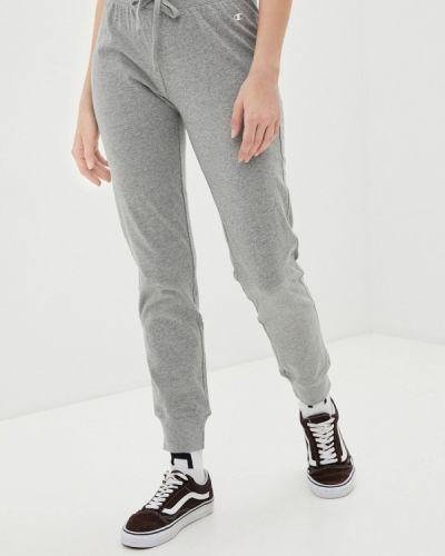 Серые спортивные брюки Champion