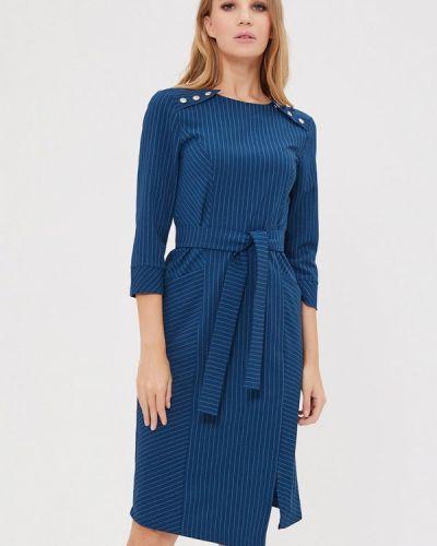 Платье - синее Mari Vera
