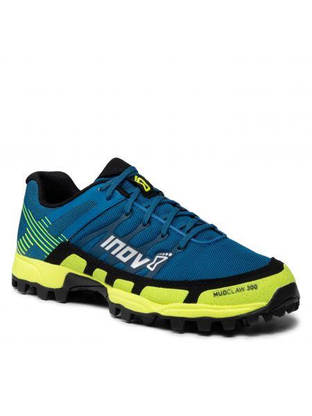 Sneakersy - niebieskie Inov-8