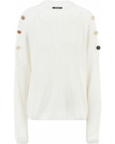 Прямой шерстяной свитер Guess By Marciano