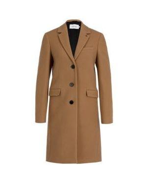 Płaszcz od płaszcza przeciwdeszczowego płaszcz Calvin Klein