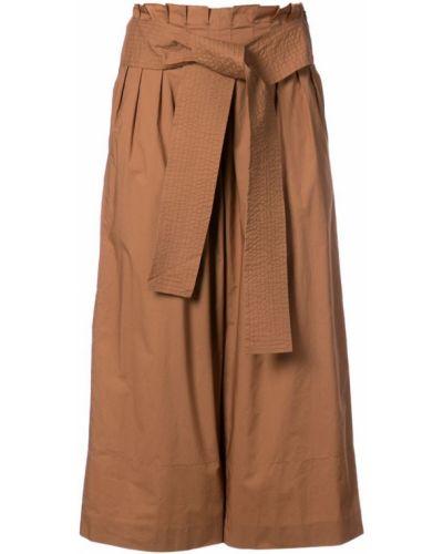 Расклешенные брюки с завязками Rejina Pyo