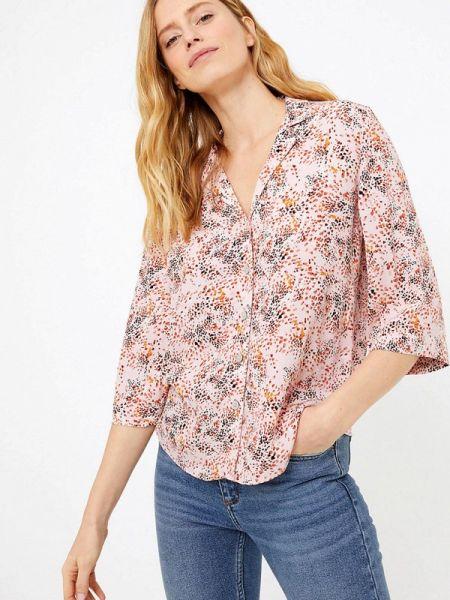 Розовая блузка Marks & Spencer
