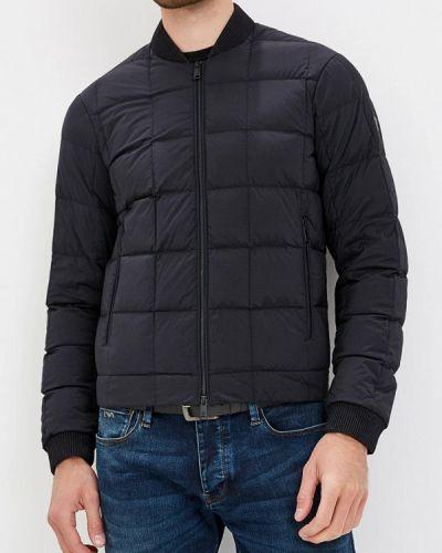 Зимняя куртка осенняя укороченная Emporio Armani