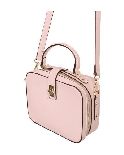 Кожаный сумка Love Republic