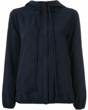 Прямая синяя куртка Alcaçuz
