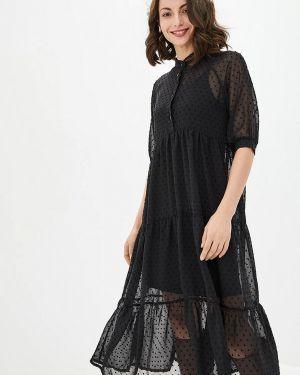 Черное вечернее платье Lilove
