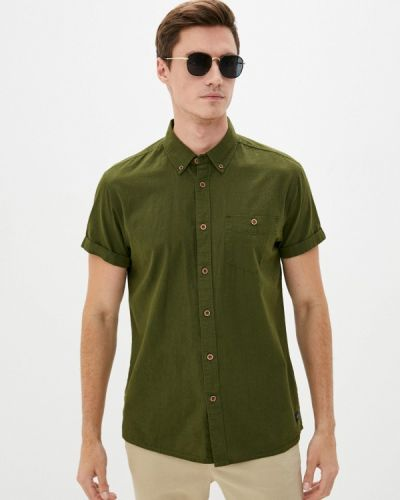 Рубашка с коротким рукавом - хаки Tiffosi