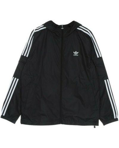Wiatrówka - czarna Adidas