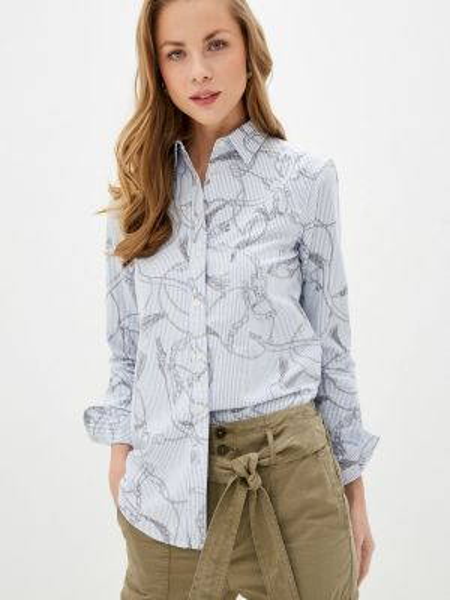 Рубашка с длинным рукавом Lauren Ralph Lauren