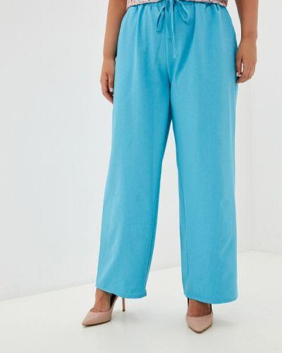 Прямые брюки - бирюзовые Prewoman