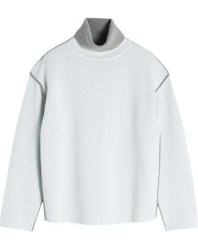 Sweter - biały Victoria Beckham