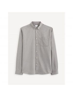 Koszula bawełniana Celio