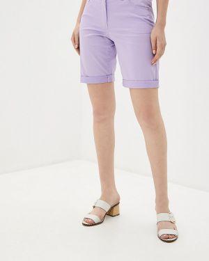 Фиолетовые шорты Gerry Weber