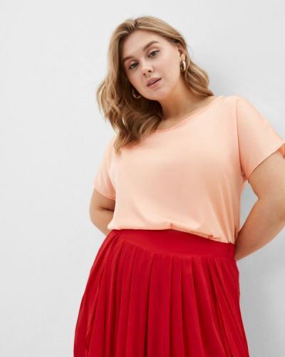 Блузка - оранжевая Sparada
