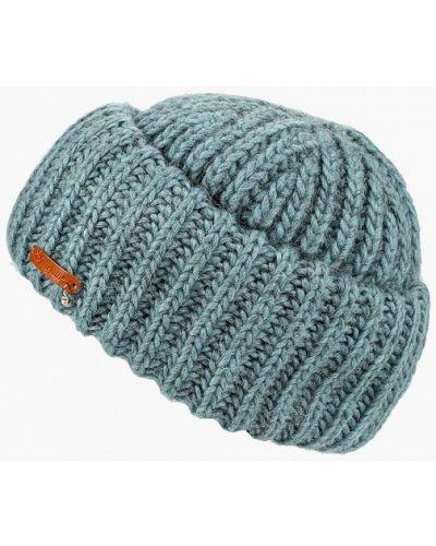 Бирюзовая шапка осенняя Noryalli