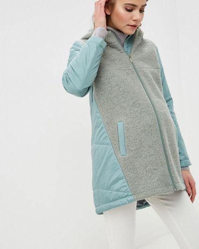 Утепленная куртка - бирюзовая очаровательная адель