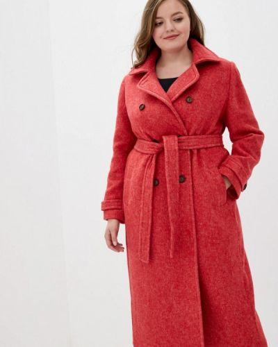 Пальто - красное Jhiva