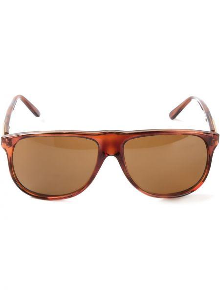Муслиновые солнцезащитные очки Persol Pre-owned