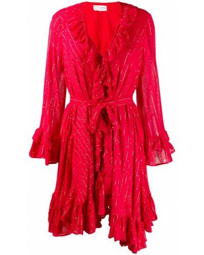 Платье с V-образным вырезом платье-сарафан Sundress