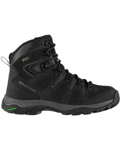 Ботинки - черные Karrimor