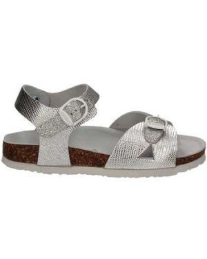 Sandały srebrne Bionatura