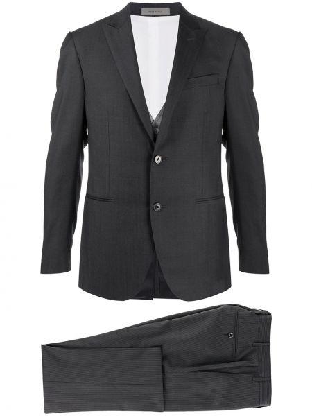 Garnitur kostium z guzikami Corneliani