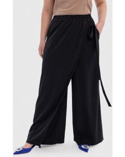 Широкие брюки - черные W&b