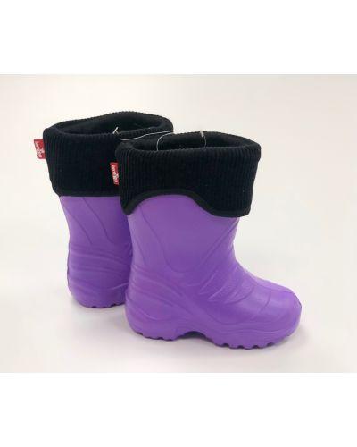 Сапоги фиолетовый Mothercare