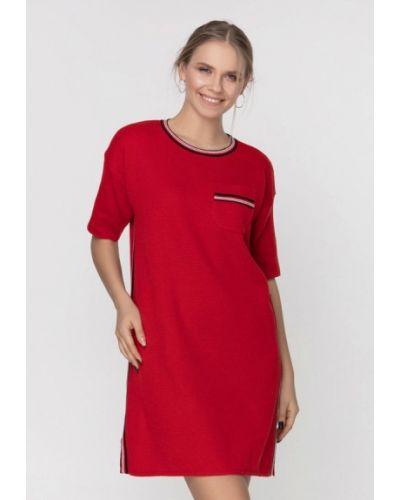 Платье - красное Sewel