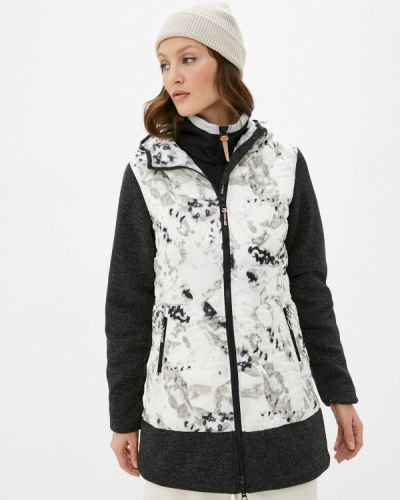 Утепленная серая куртка Torstai