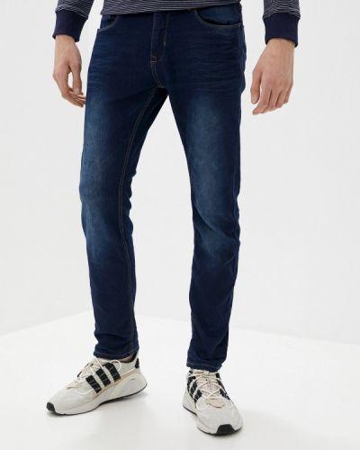 Синие зауженные джинсы-скинни Sublevel
