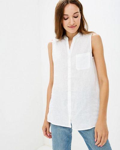 Белая блузка без рукавов Iwie