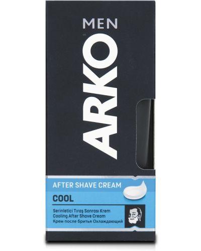 Кожаный крем для бритья Arko