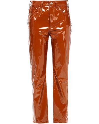 Spodnie skorzane Simon Miller