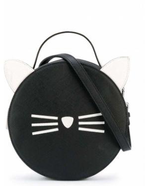 Черная сумка Karl Lagerfeld Kids