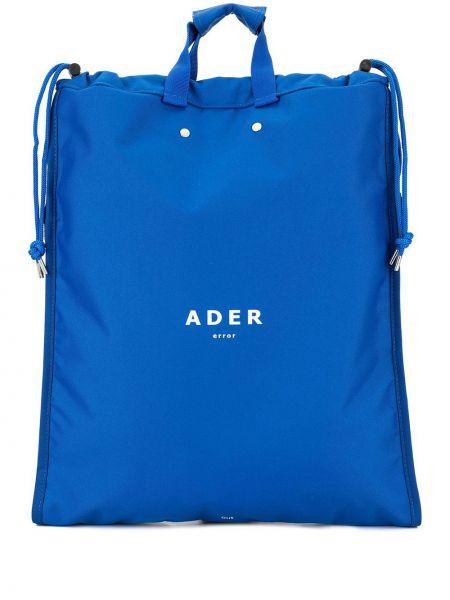 Plecak - niebieski Ader Error