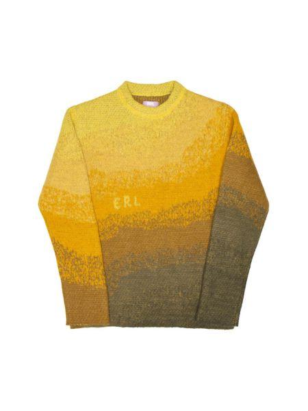 Żółty sweter Erl