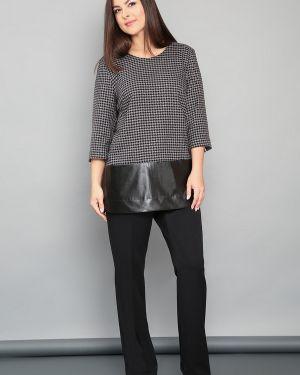 Классические брюки со стрелками с рисунком Horosha