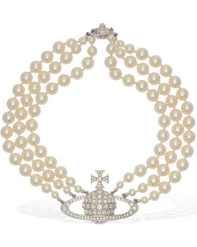 Naszyjnik perły Vivienne Westwood