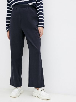 Прямые брюки - синие Rosa Thea