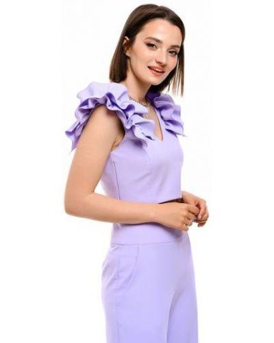 Топ - фиолетовый Alito