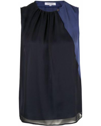 Блузка без рукавов - синяя Guild Prime