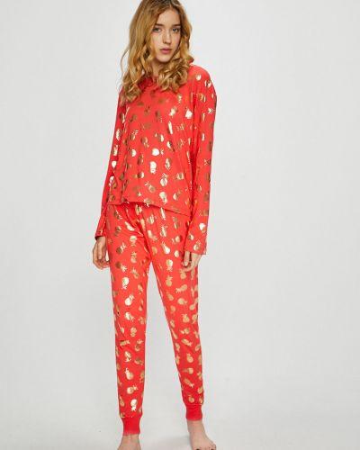 Пижама пижамный красная Chelsea Peers
