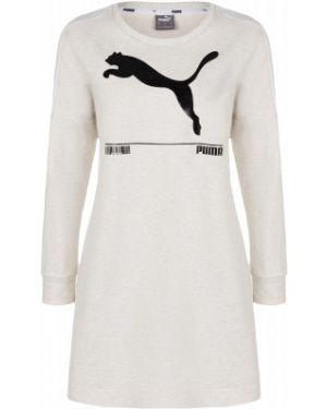 Платье спортивное платье-рубашка Puma
