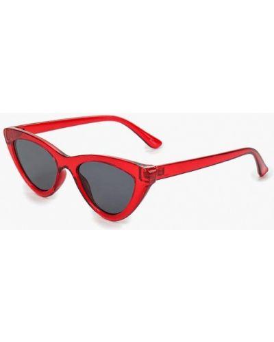 Красные солнцезащитные очки Aldo