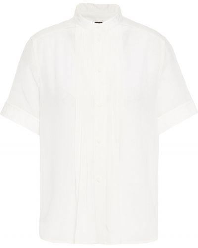 Koszula w paski z jedwabiu Rag & Bone