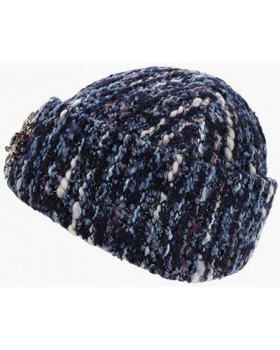 Синяя шапка осенняя Avanta